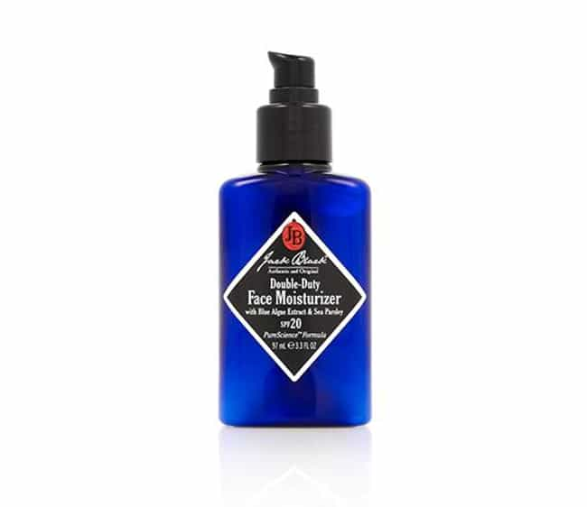Jack Black Double-Duty Face Mo... is listed (or ranked) 3 on the list The Best Moisturizer for Men