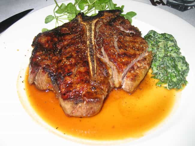 Porcini Rubbed Delmonico... is listed (or ranked) 3 on the list Capital Grille Recipes