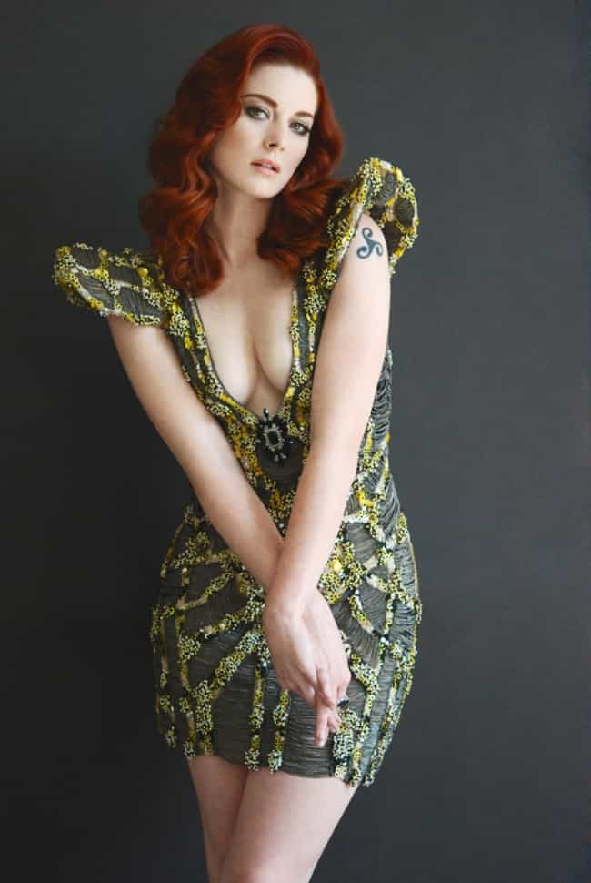 Alexandra Breckenridge in Deep... is listed (or ranked) 3 on the list Hottest Alexandra Breckenridge Photos