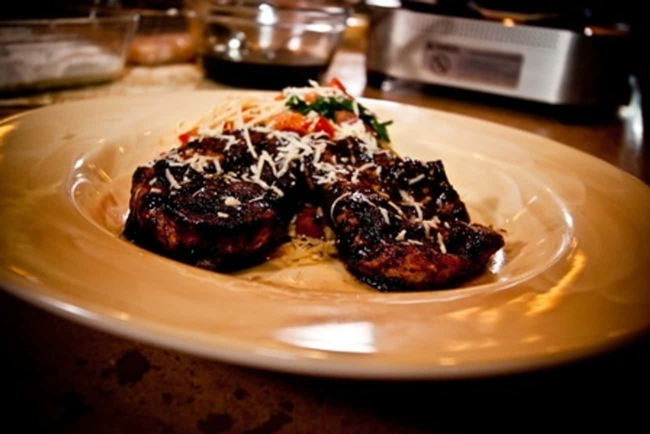 Chicken Balsamico is listed (or ranked) 2 on the list Carino's Italian Recipes