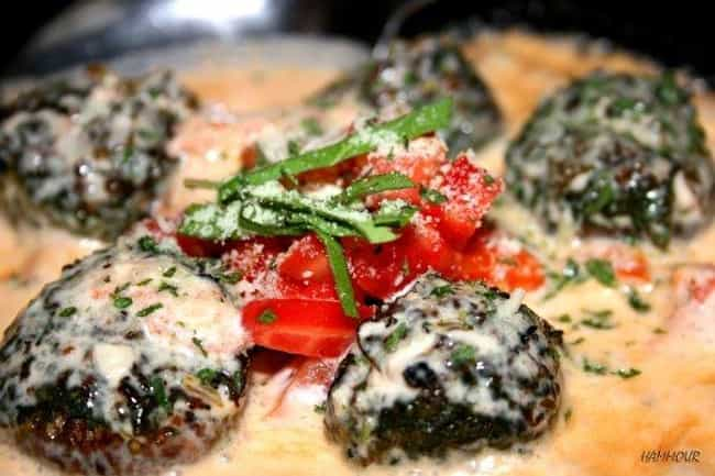 Baked Stuffed Mushrooms is listed (or ranked) 4 on the list Carino's Italian Recipes