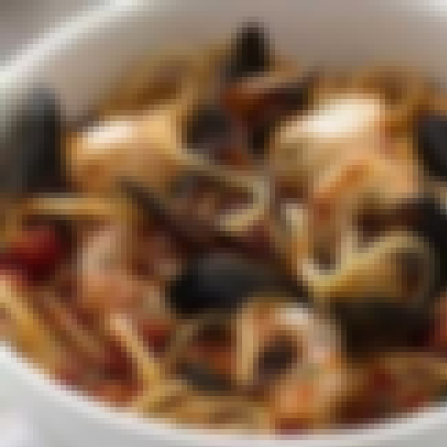 Linguine Pescatore is listed (or ranked) 2 on the list Carrabba's Italian Grill Recipes