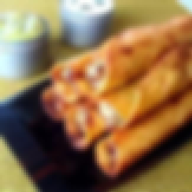 Crispy Chicken Flautas is listed (or ranked) 2 on the list Chevys Fresh Mex Recipes