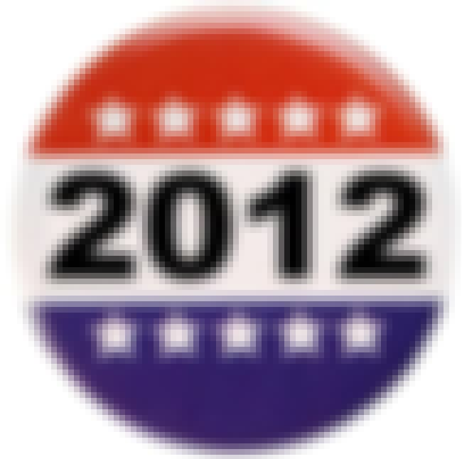 Will Obama Win? is listed (or ranked) 5 on the list 2012 Predictions