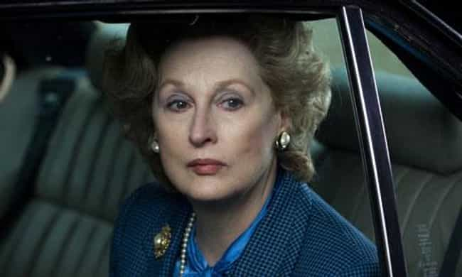 Withhold the Medicine is listed (or ranked) 3 on the list The Iron Lady Movie Quotes