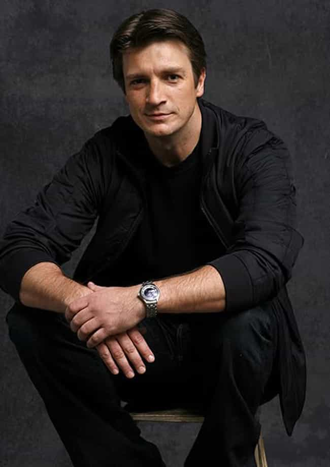Nathan Fillion in Diesel... is listed (or ranked) 3 on the list Hot Nathan Fillion Photos