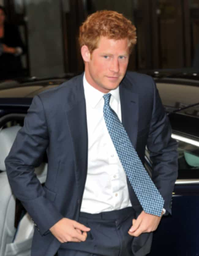 Prince Harry in Paul Smith Sli... is listed (or ranked) 3 on the list Hot Prince Harry Photos