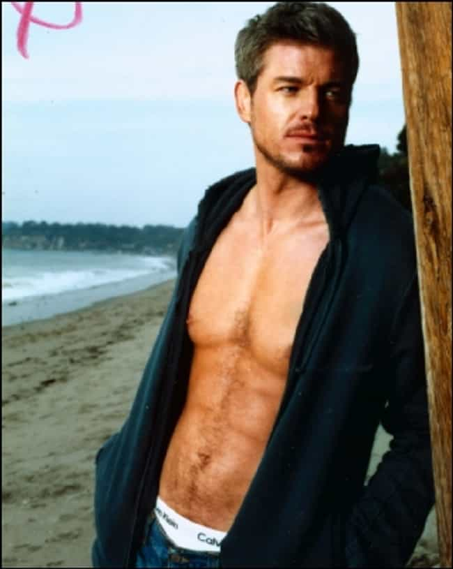 Eric Dane in Hodded Cotton Jac... is listed (or ranked) 2 on the list Hot Eric Dane Photos