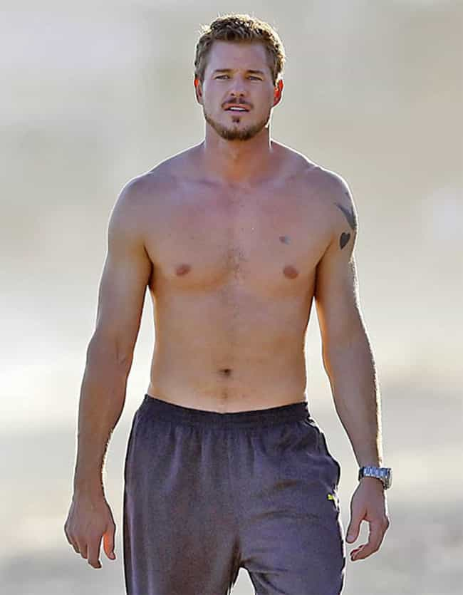 Eric Dane in Shirtless with Sw... is listed (or ranked) 4 on the list Hot Eric Dane Photos