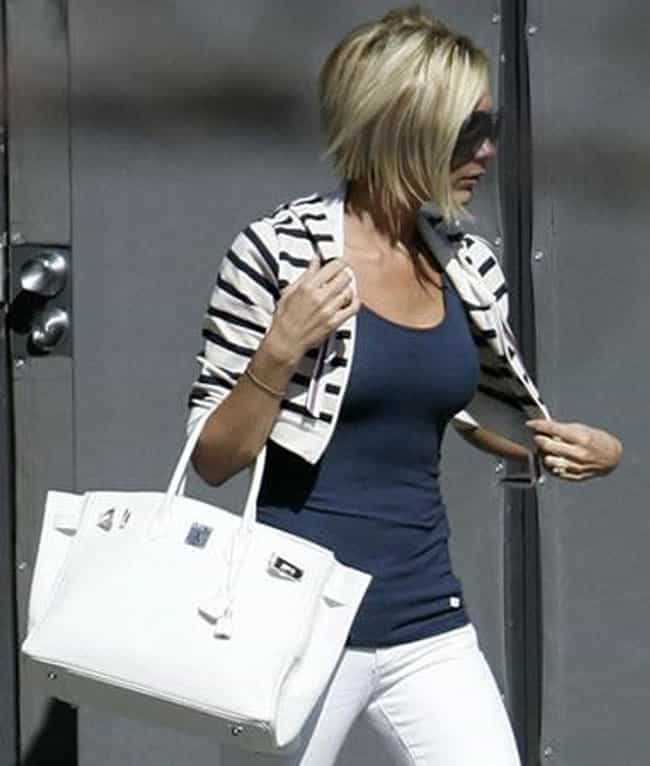 Hermes Birkin Bag is listed (or ranked) 1 on the list Hottest Celebrity Handbags