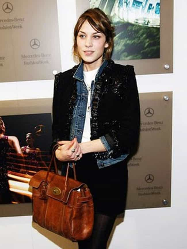 Mulberry Bayswater Satch... is listed (or ranked) 8 on the list Hottest Celebrity Handbags