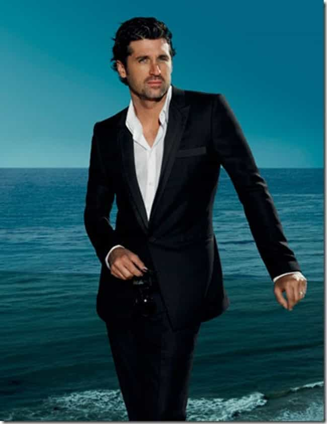 Patrick Dempsey in Single Butt... is listed (or ranked) 3 on the list Hot Patrick Dempsey Photos