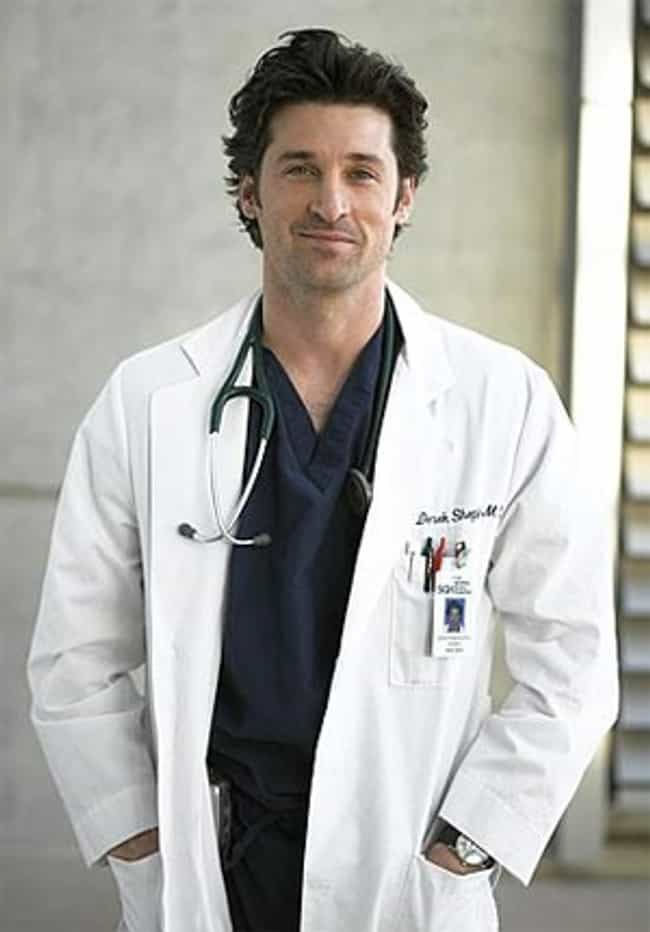 Patrick Dempsey in Doctor Labo... is listed (or ranked) 2 on the list Hot Patrick Dempsey Photos