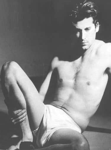 Patrick Dempsey in White Underwear