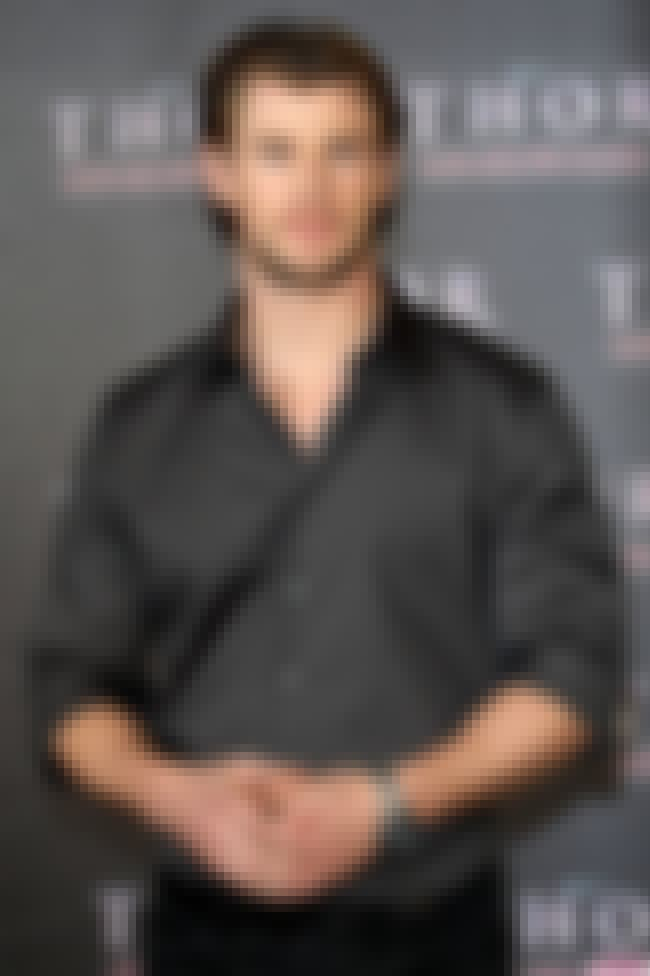 Chris Hemsworth in Black Satin... is listed (or ranked) 4 on the list Hot Chris Hemsworth Photos
