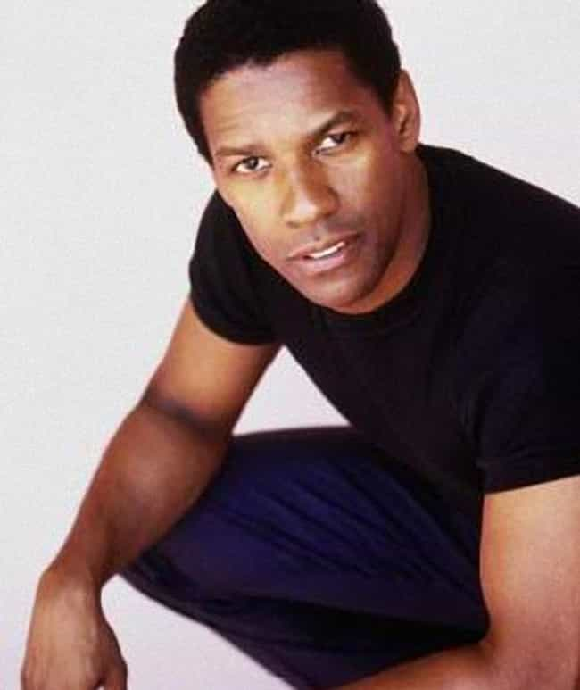Denzel Washington in Crew Neck... is listed (or ranked) 2 on the list Hot Denzel Washington Photos