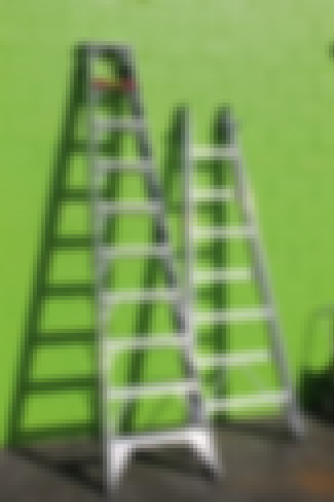 Walking Under Ladders is listed (or ranked) 5 on the list The Origins of the 13 Most Common Superstitions