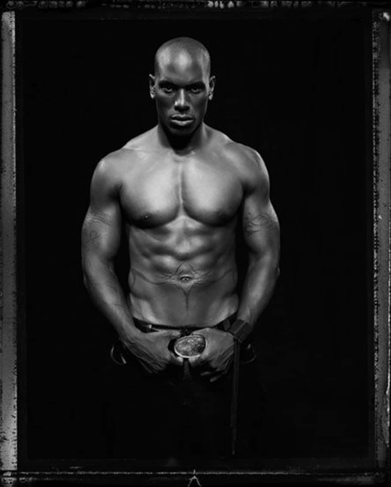 Tyrese Gibson in Black Belted  is listed (or ranked) 2 on the list Hot Tyrese Gibson Photos