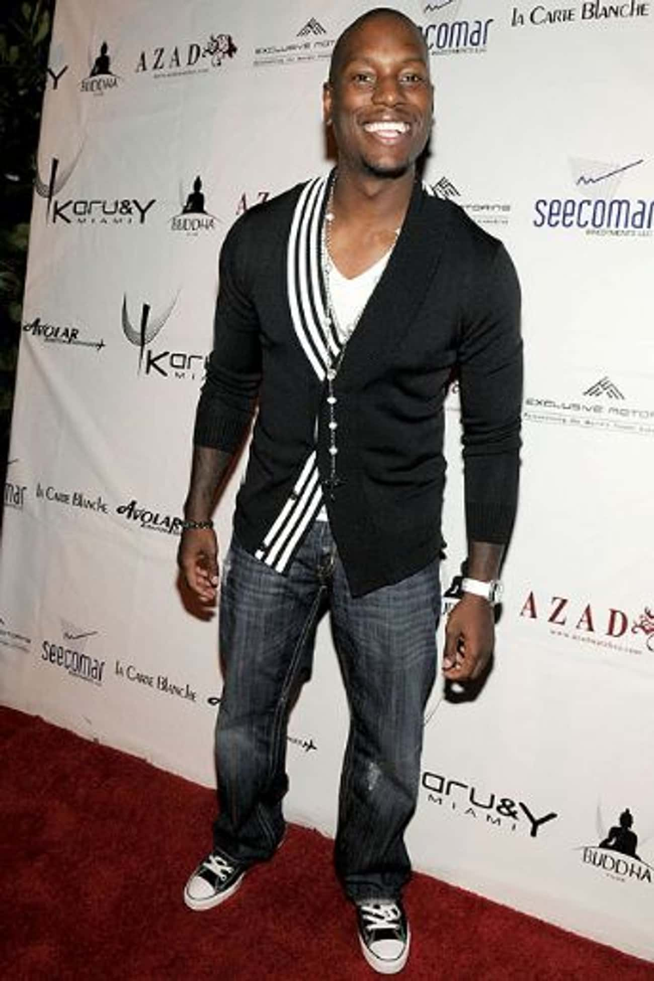 Tyrese Gibson in Detailed Coll is listed (or ranked) 3 on the list Hot Tyrese Gibson Photos