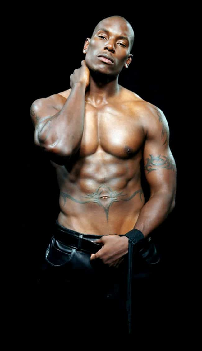 Tyrese Gibson in Belted Leathe... is listed (or ranked) 3 on the list Hot Tyrese Gibson Photos