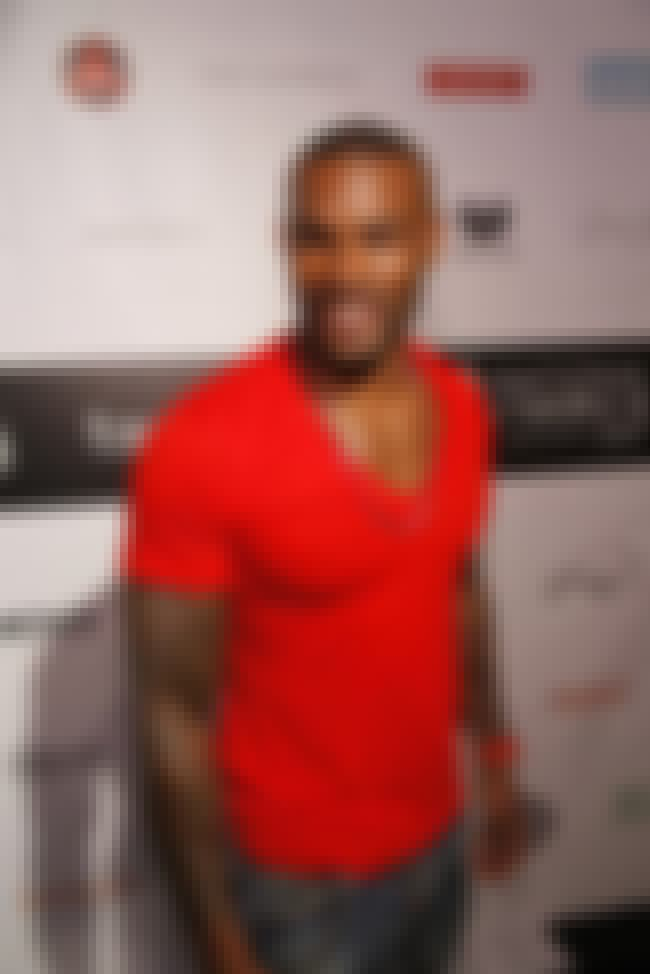 Tyson Beckford in Red V-Neck T... is listed (or ranked) 3 on the list Hot Tyson Beckford Photos