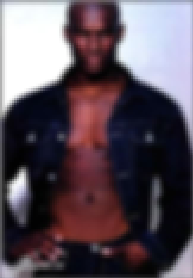 Tyson Beckford in Blue Denim J... is listed (or ranked) 7 on the list Hot Tyson Beckford Photos