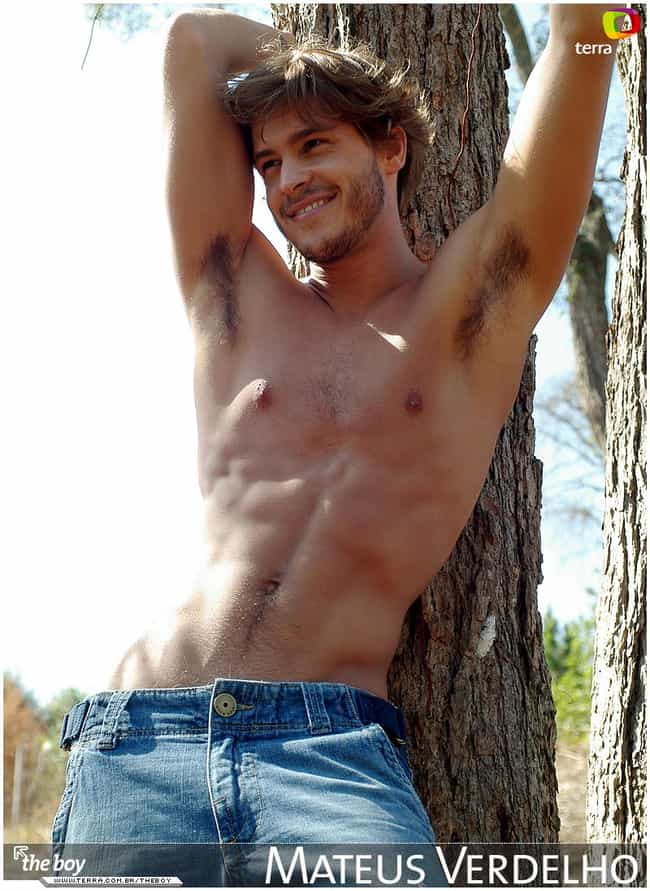 Mateus Verdelho in Levis Strai... is listed (or ranked) 4 on the list Hot Mateus Verdelho Photos