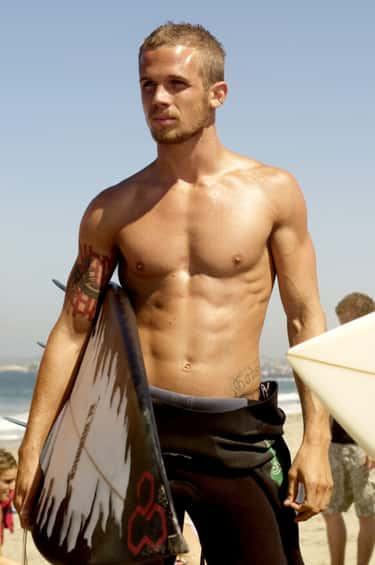 Cam Gigandet in Scuba Diver Ou is listed (or ranked) 1 on the list Hot Cam Gigandet Photos