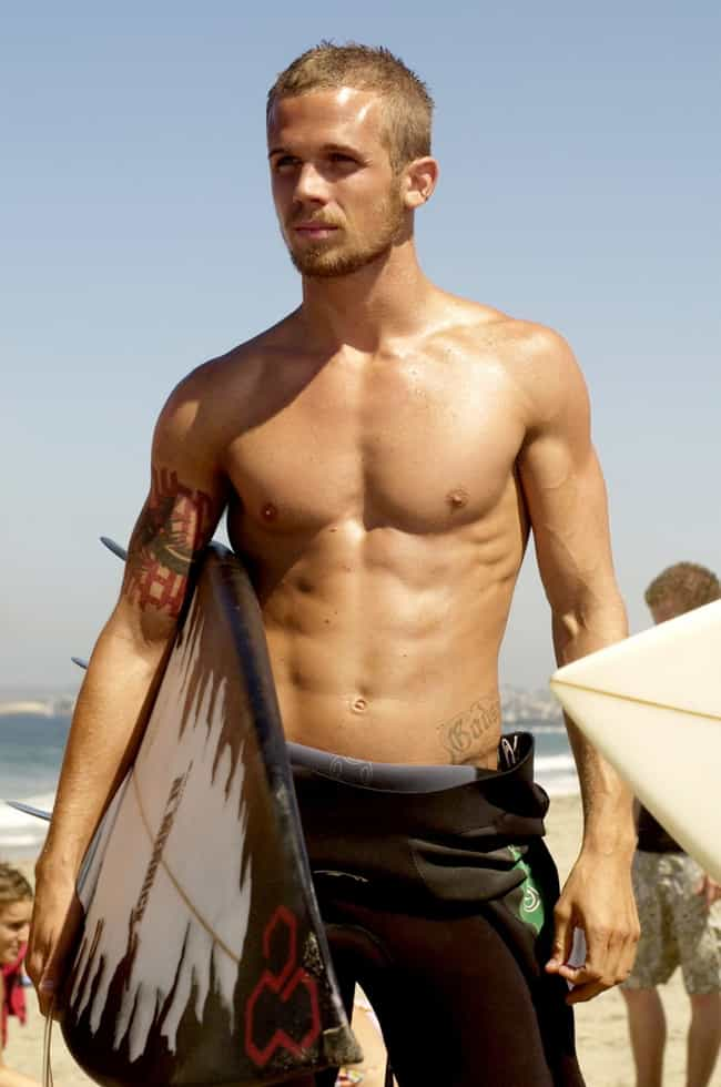Cam Gigandet in Scuba Diver Ou... is listed (or ranked) 1 on the list Hot Cam Gigandet Photos