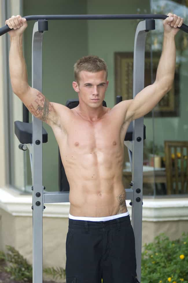 Cam Gigandet in McQueen Sport ... is listed (or ranked) 2 on the list Hot Cam Gigandet Photos