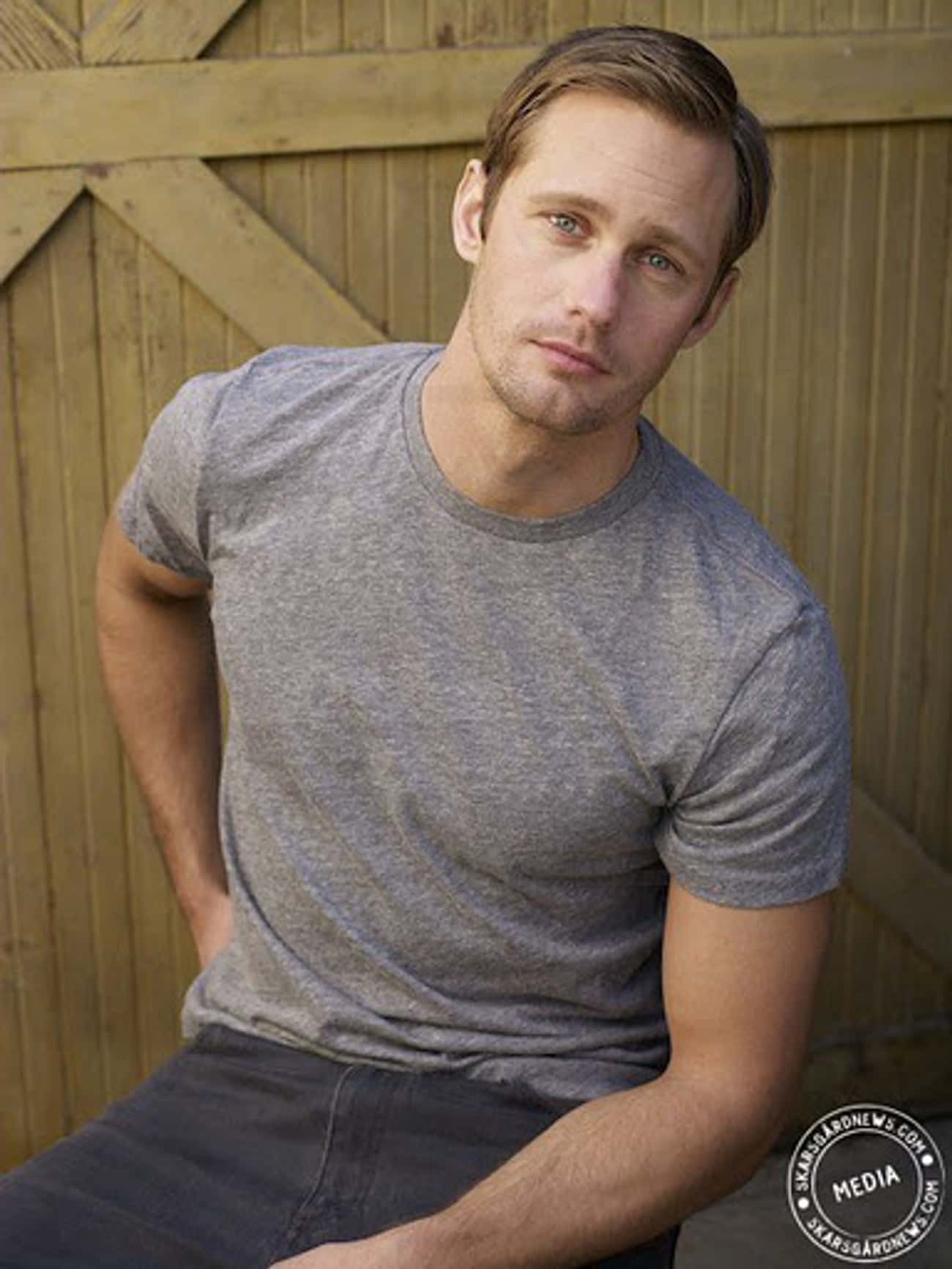 Alexander Skarsgard in True Cl is listed (or ranked) 3 on the list Hot Alexander Skarsgard Photos