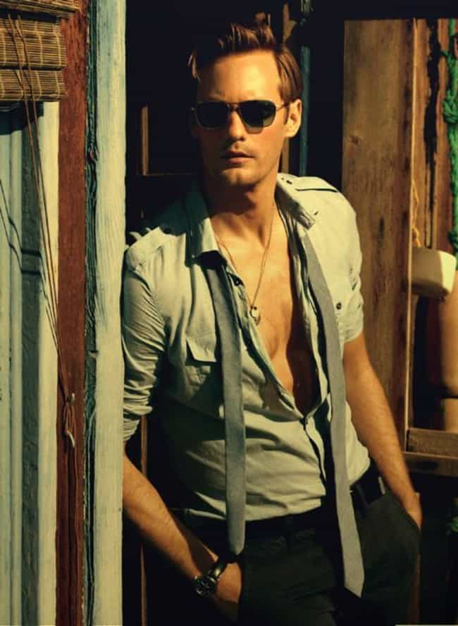Alexander Skarsgard in Religio... is listed (or ranked) 2 on the list Hot Alexander Skarsgard Photos
