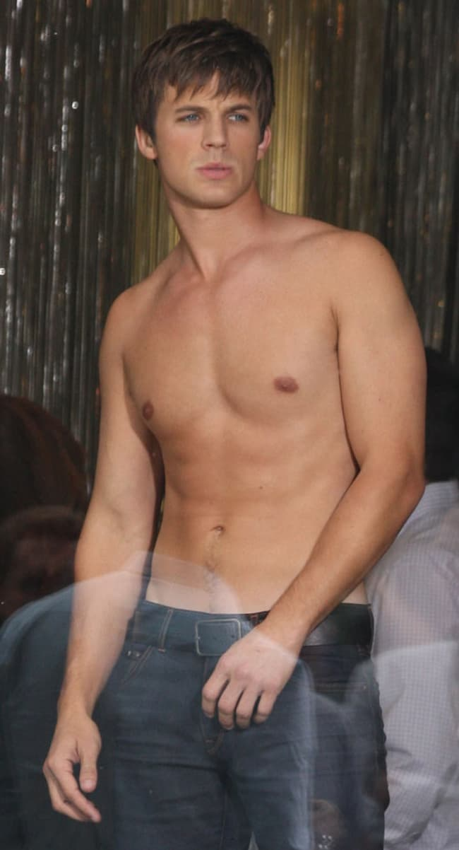 Matt Lanter in Belted Low Wais... is listed (or ranked) 4