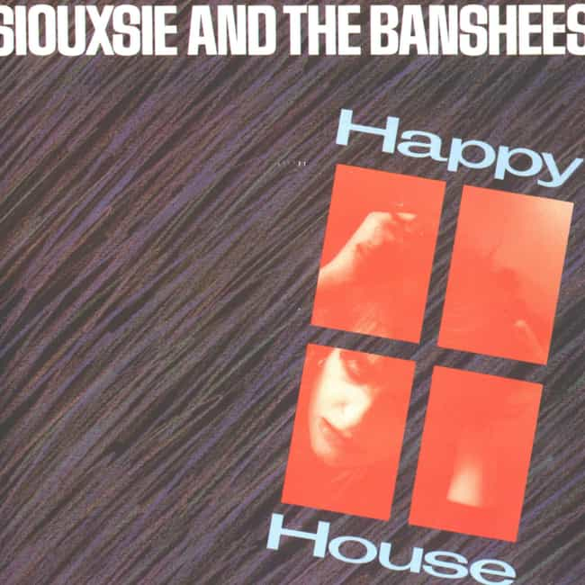 Siouxsie & the Bansh... is listed (or ranked) 1 on the list The Good Natured's Top 10 British Artists from the 80s