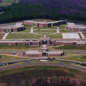 Federal Correctional Instituti is listed (or ranked) 21 on the list All Federal Prisons in the USA