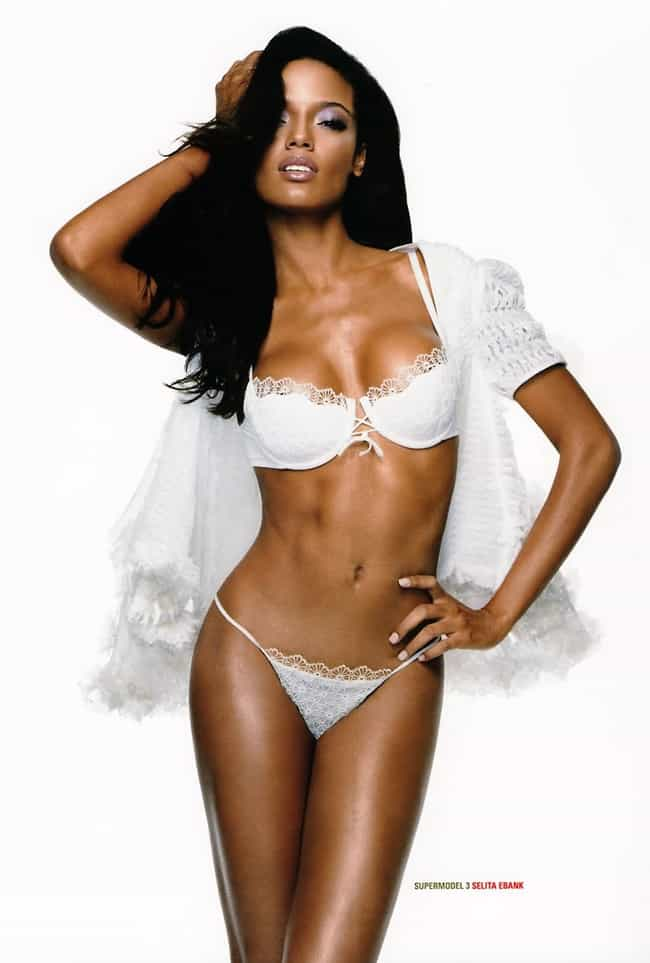 Selita Ebanks in Underwired La... is listed (or ranked) 1 on the list Hottest Selita Ebanks Photos