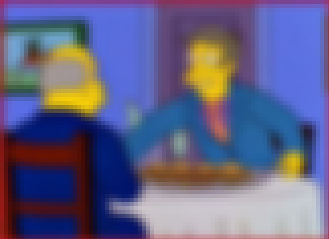 Steamed Hams is listed (or ranked) 6 on the list The Best Simpsons Gags