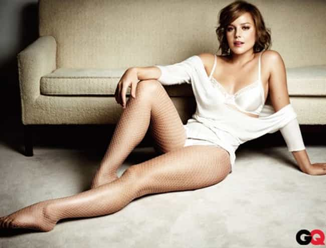 Abbie Cornish in Underwired Br... is listed (or ranked) 2 on the list Hottest Abbie Cornish Photos