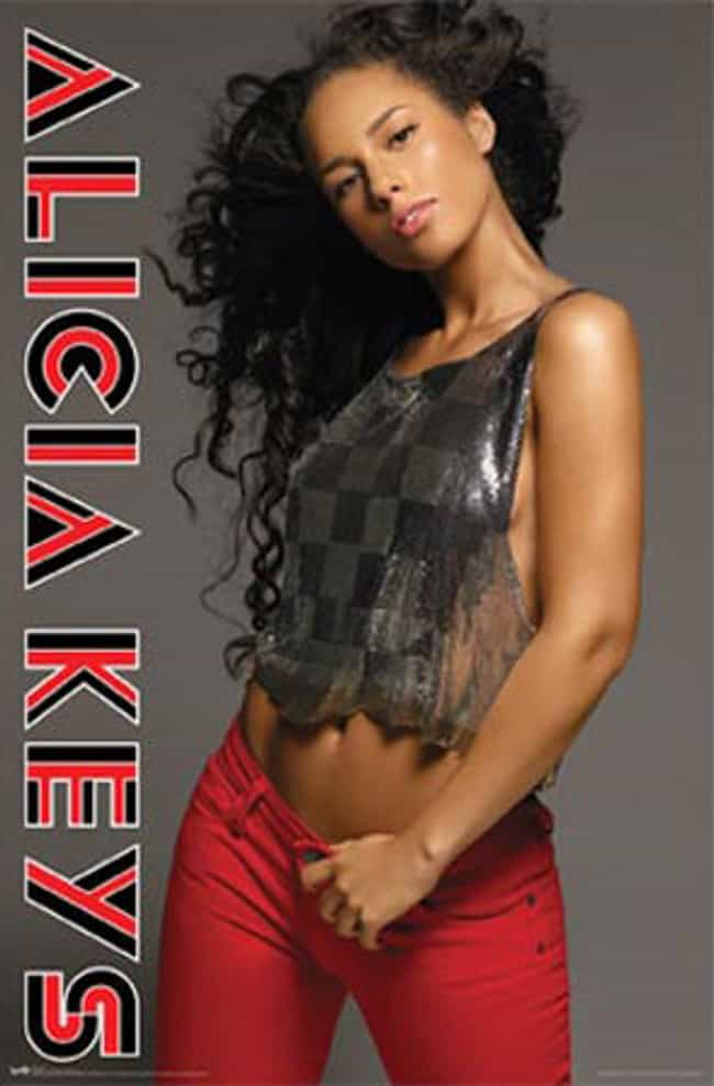Alicia Keys in Chess Metallic ... is listed (or ranked) 1 on the list The Hottest Alicia Keys Photos
