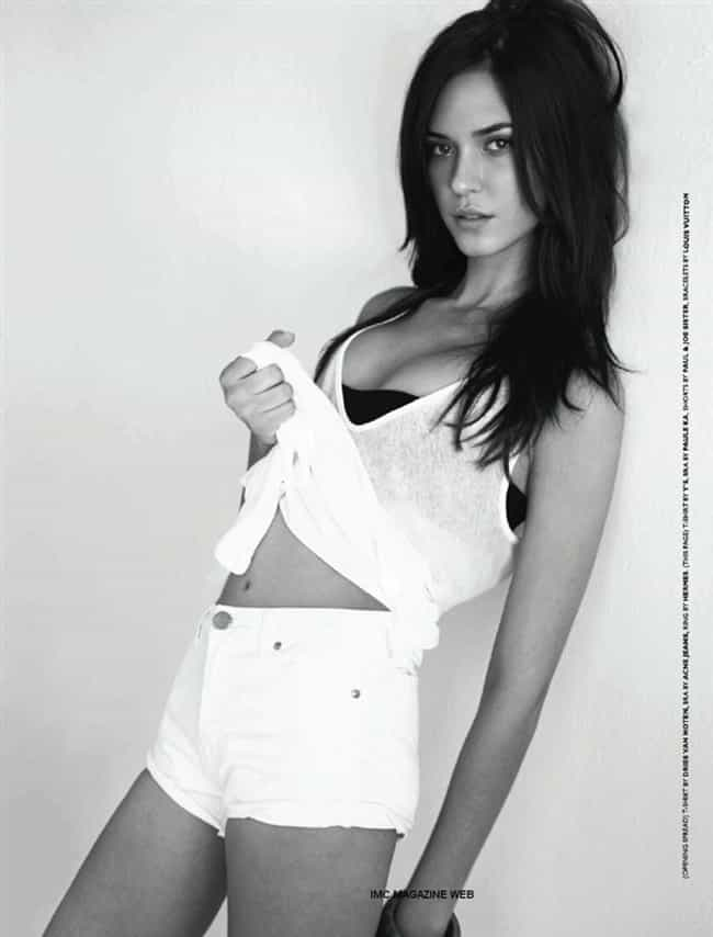 Odette Yustman in Loose Tank T... is listed (or ranked) 3 on the list Hottest Odette Yustman Photos