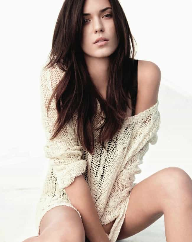 Odette Yustman in Crochet Off ... is listed (or ranked) 4 on the list Hottest Odette Yustman Photos