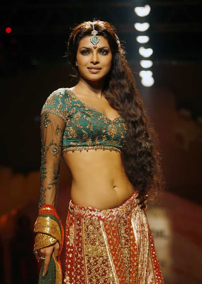 Priyanka Chopra in Arabian Bel... is listed (or ranked) 2 on the list The Hottest Priyanka Chopra Photos Ever
