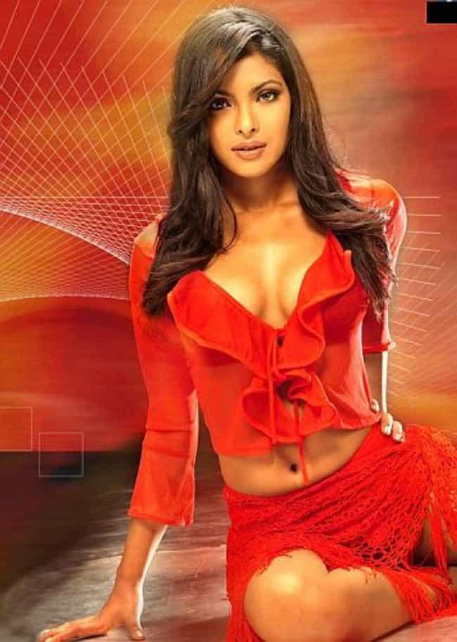 Priyanka Chopra in Ruffle Fron... is listed (or ranked) 4 on the list The Hottest Priyanka Chopra Photos Ever