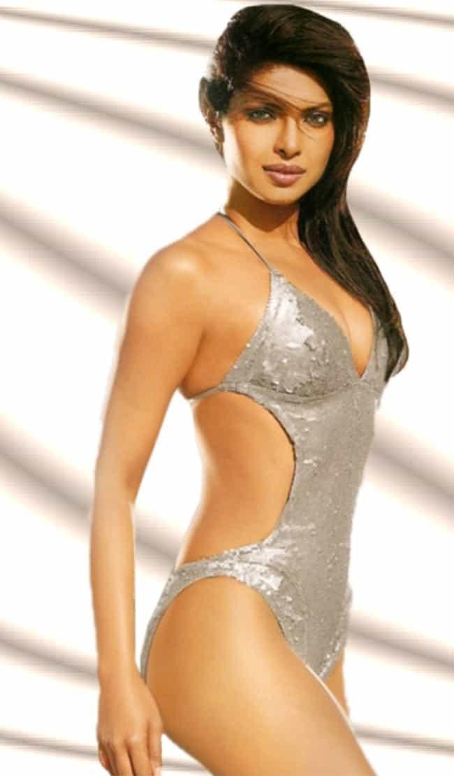 Priyanka Chopra in Metallic Mo... is listed (or ranked) 1 on the list The Hottest Priyanka Chopra Photos Ever