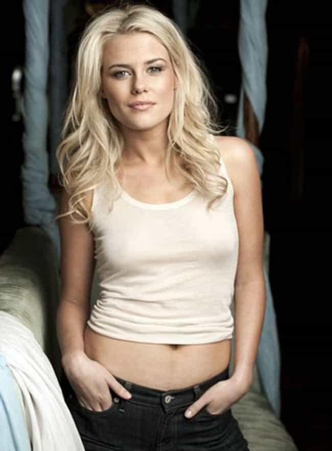 Rachael Taylor in Tank Top wit... is listed (or ranked) 4 on the list Hottest Rachael Taylor Photos