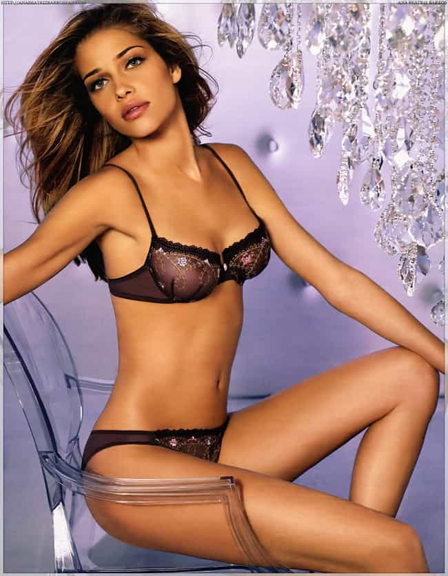 Ana Beatriz Barros in Soft Ele... is listed (or ranked) 1 on the list Hottest Ana Beatriz Barros Photos