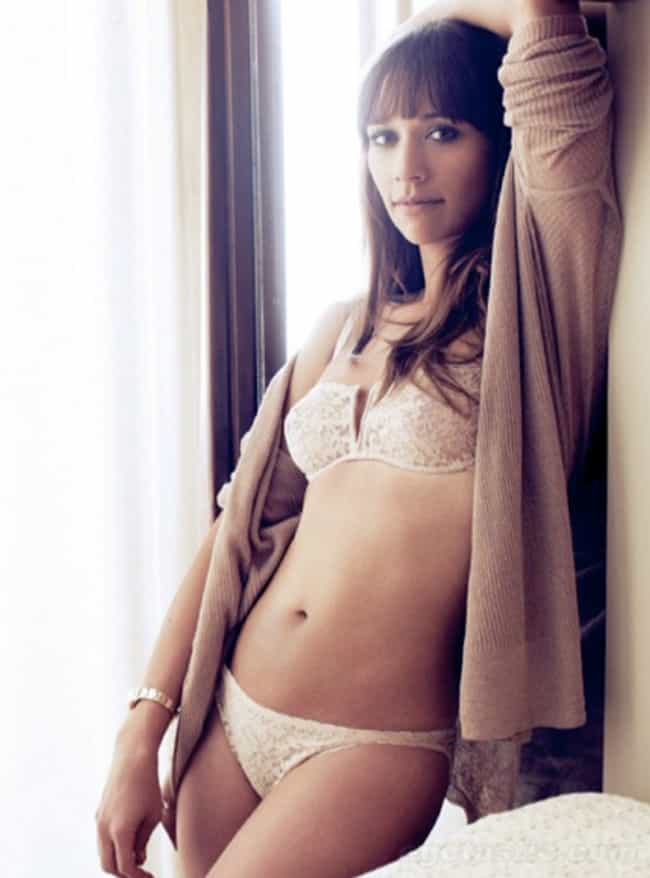 Rashida Jones Playing a Hotel ... is listed (or ranked) 1 on the list The 43 Sexiest Rashida Jones Pictures