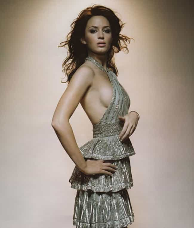 Emily Blunt Has Three Mini-Dre... is listed (or ranked) 3 on the list The Hottest Emily Blunt Photos