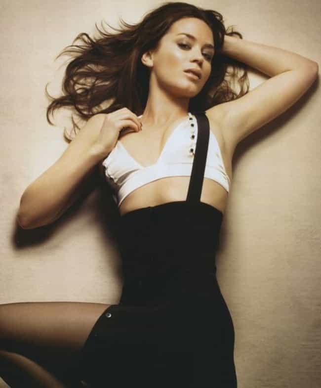 Emily Blunt Can Bend at Exactl... is listed (or ranked) 2 on the list The Hottest Emily Blunt Photos