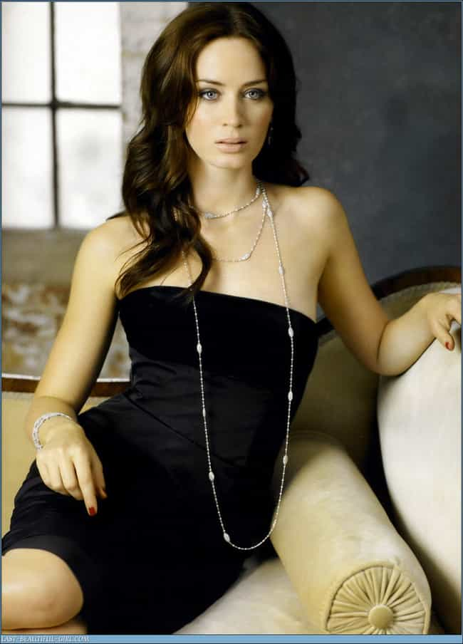 Emily Blunt is Getting Irritat... is listed (or ranked) 4 on the list The Hottest Emily Blunt Photos